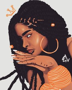 [New] The Best Art (with Pictures) This is the 10 best art today. According to art experts, the 10 all-time best art right now is. Black Love Art, Black Girl Art, Black Girls Rock, Black Is Beautiful, Black Girl Magic, Art Girl, African American Art, African Art, Art Et Design