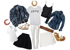 What to wear for Spring, 10 Pieces >> 100 Outfits. Color Me Courtney - New York City Fashion Blog