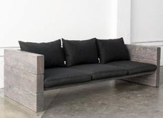 How to Build A Rustic Outdoor Sofa – The Easy Way