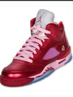 sports shoes 638b3 bdcfa Valentines Jordan s ❤ I WANT THESE SOOOO BAD!! Valentines Day Jordans, Jordan  Retro
