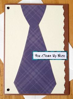 a550111994d You Clean Up Nice Greeting Card for Men by CreativeLily on Etsy  Congratulations Card
