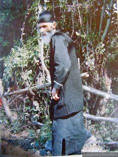 Paisios of Mount Athos -Our venerable and God-bearing Father Paisios of Mount Athos or Paisios the New, of the Holy Mountain (July 1924 – July also known as Elder Paisios (Γέροντας Παΐσιος ο Αγιορείτης Miséricorde Divine, The Holy Mountain, Orthodox Christianity, God Prayer, Religious Icons, Orthodox Icons, Kirchen, Christian Faith, Saints
