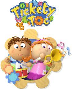 Transparentes: Tickety toc