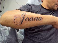 Tatuagem / Escrita / Antebraço / Tattoo / Writing / Forearm #studio900 #crismaia