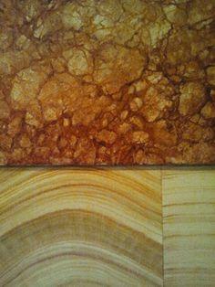 1000 images about pintura decorativa on pinterest - Pintura imitacion piedra ...