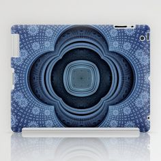 CenterViewSeries307 iPad Case by fracts - fractal art - $60.00