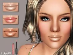 Summer Lovin Lipstick by Margeh75