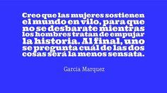 Ver video con Frases Célebres de Gabriel Garcia Marquez http://youtu.be/hFREMuCOWcc