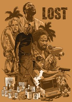 Lost Season 2 by ~xcub on deviantART