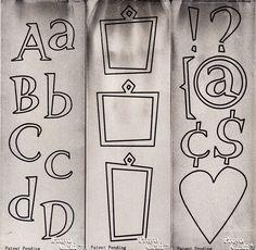 Alphabet Dies