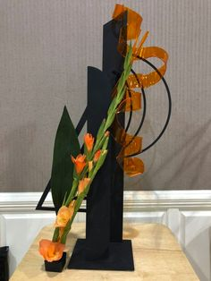 The Ohio Association of Garden Clubs Abstract Designs, Floral Designs, Fake Flowers, Beautiful Flowers, Light Garland, Japanese Flowers, Garden Club, Oriental Design, Flower Show