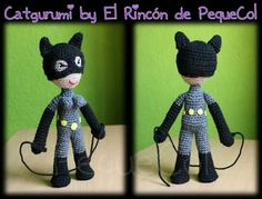 Catwoman.