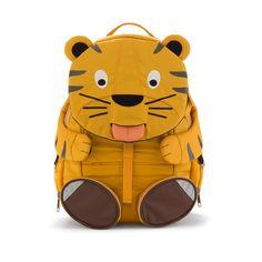 Lækre Affenzahn Big Friends Tiger Theo rygsæk tiger   til Rygsække til hverdag og fest