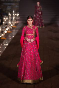 By designer Rohit Bal. Shop for your wedding trousseau, with a personal shopper & stylist in India - Bridelan, visit our website www.bridelan.com #Bridelan #rohitbal