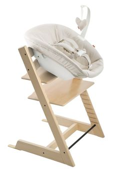 Tripp Trapp® Newborn Set, White, mainview