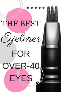 "Over 40 Beauty Tips: Clarins 3 Dot Eyeliner is an easy way to ""tightline"" your eyes. It's a technique that creates the illusion of fuller, longer lashes.  #over40beautytips #over40beautyproducts #eyelinertips #HowToDoEyeliner Beauty Over 40, Beauty Tips For Teens, Beauty Tips For Face, Beauty Secrets, Beauty Hacks, Beauty Products, Face Tips, Diy Beauty, Natural Hair Mask"