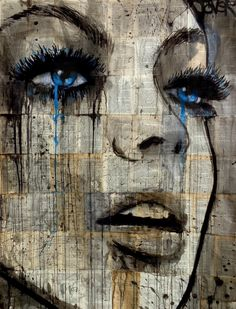 "Saatchi Art Artist: Loui Jover; Ink 2014 Drawing ""infusion (ON HOLD)"""