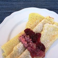 Swedish Crepes from scratch!