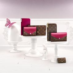 Spoil her with a sweet gift this Valentine's Day from a decadent selection of Louis Vuitton Small Leather Goods now at Louisvuitton.com