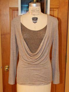 Pattern Review – StyleArc Demi Drape Top | Gorgeous Fabrics' Blog