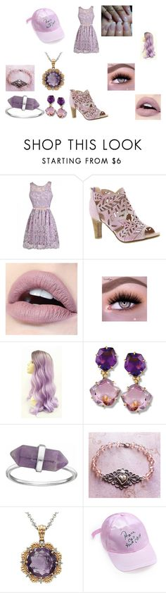 """""""Saskia Dream"""" by hannah-may-malone on Polyvore featuring Spring Step and Lord & Taylor"""