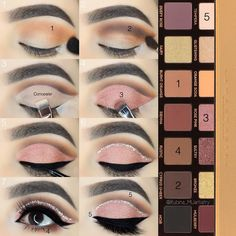 Trendy Makeup Dupes Mascara Make Up Makeup Dupes, Glam Makeup, Eyeshadow Makeup, Eyeshadows, Beauty Makeup, Eye Makeup Steps, Natural Makeup, Eyeliner Tutorial, Natural Eye Makeup