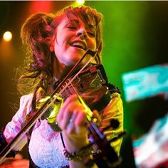 """Instagram: """"Lindsey Stirling Repost from: @judestomp.stirlingite Photo Credit: Credit to owner Such a colorful…"""""""