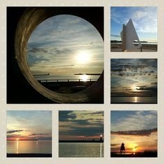 South Shields at Sunrise