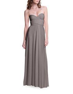 Brands | Bridesmaid Dresses  | One Size Sakura Maxi Convertible Dress | Hudson's Bay
