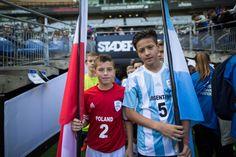 Histórico! Talleres de Argentina logró el 5 en el Stade de...  Histórico! Talleres de Argentina logró el 5 en el Stade de France  Difícil de describir el inmenso orgullo que la categoría 2004 de Talleres ha generado para la Argentina y en especial para los hinchas de la T con la participación en la edición 2016 de la Danone Nations Cup que se disputó en París.  En la mañana de este domingo nuestros Juveniles enfrentaron a Polonia en el imponente Stade de France y tras igualar 0 a 0 en el…