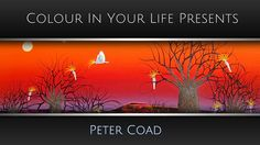 Peter Coad's beautiful Landscapes | Colour In Your Life