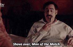 Os Homens do Jogo!