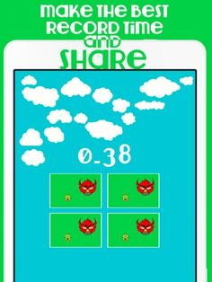 Duck Bird , a game very addictive skill.Objective : hold as long as possible without getting caught owls.Share your time on social networks.