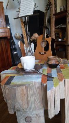 Stolik do kawy lub siedzisko - wg uznania!!!! w Pracownia Sztuki Użytkowej na DaWanda.com