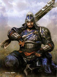 Dynasty Warriors- Xiahou Yuan