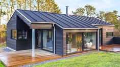 World's Most Beautiful Summer House Cottage from Sonne Huse - YouTube