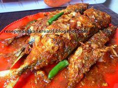 Resep Ikan Kembung Asam Manis Pedas | Resep Masakan Indonesia (Indonesian Food Recipes)