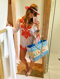 dez passos para ser uma diva na praia como thassia naves 15 Cute Summer Outfits, Cool Outfits, Beach Vacation Outfits, Summer Bathing Suits, Bikini Outfits, Resort Dresses, Summer Looks, Beachwear, Swimwear