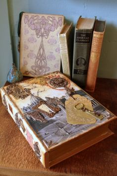 Altered Art Book