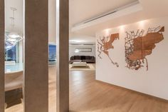 An Apartment Where You Can See The Sky From Every Room: Il Cielo In Ogni Stanza by Dos G Arquitectos
