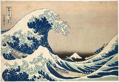vågen japansk konst - Sök på Google