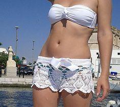 Crochet Beach Shorts, de Katrinshine. http://www.ravelry.com/patterns/library/crochet-beach-shorts