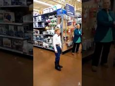 FULL VERSION OF THE WALMART BOY YODELING! - YouTube