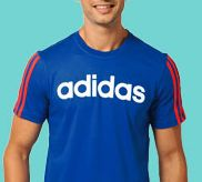 Get upto 60% + Get Extra 32% OFF ON Adidas Men's Products.