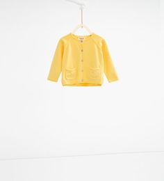 ZARA - KIDS - Basic knit cardigan
