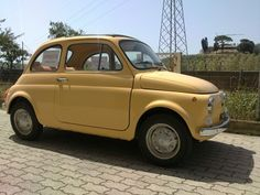 1973 #Fiat 500 R for sale - € 5.000 #cinquecento