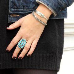 Harpo Ring & Bracelet, Gas Bijoux Bracelet