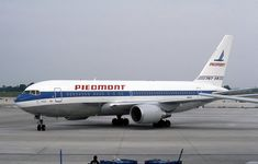 Piedmont Airlines, Boeing Planes, Best Airlines, Vintage Air, Air Planes, Commercial Aircraft, Air Travel, Jets, Aviation