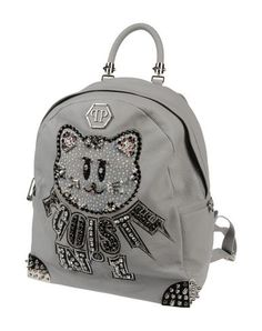 PHILIPP PLEIN . #philippplein #bags #leather #stone #backpacks #