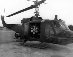 The U.s. Army Built Night-fighting Gunships To Hunt The Viet Cong